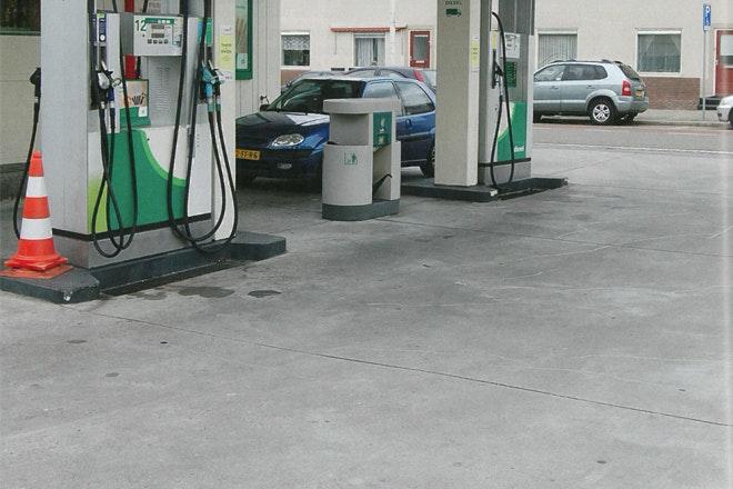 Vloeistofdicht tankstation 660x440