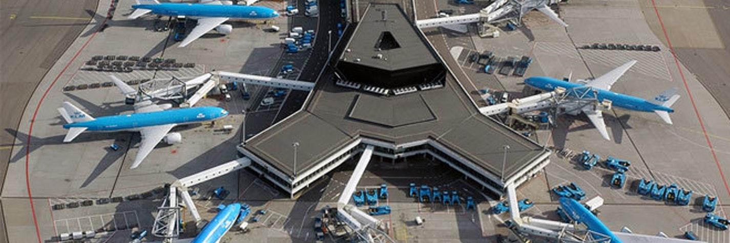 Schiphol opstelplatform 2 660x440