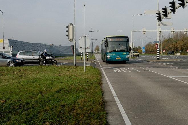 Busbaan haarlem 660x440