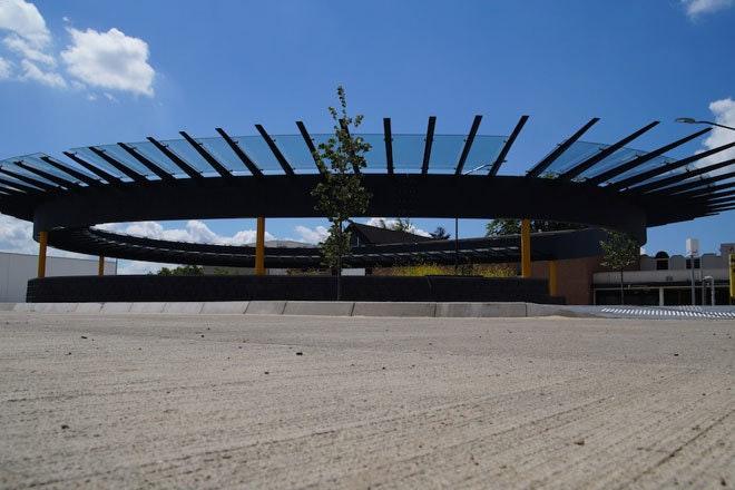 Busstation oosterhout 660x440