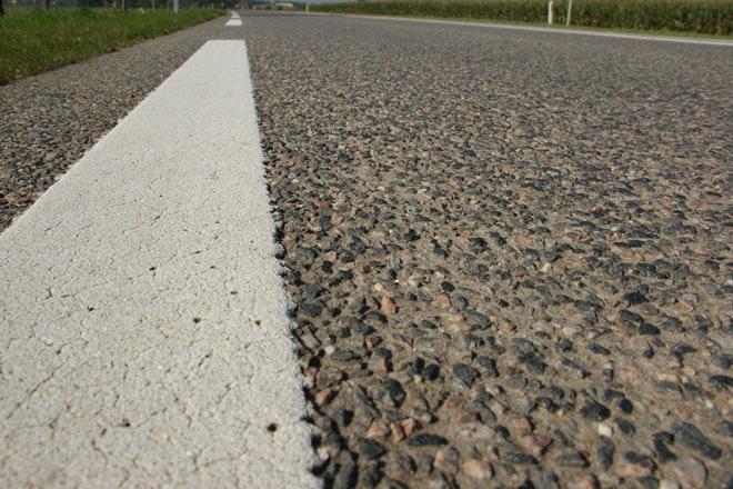 Uitgeborsteld beton